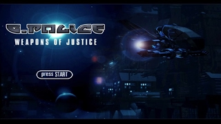 PSX G-Police: Weapons of Justice