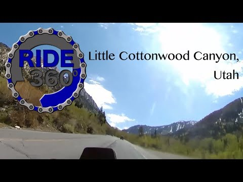 #Ride360 Canyons Little Cottonwood Canyon, Utah