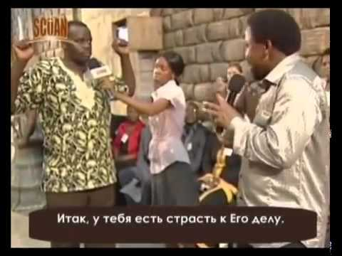 Download Pastor from Kenya imitating TB Joshua was attacked by Demons