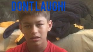 TRY NOT TO LAUGH CHALLENGE (I Laughed)