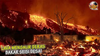 Download KlAMAT Semakin Dekat! Dahsyatnya Aliran Lava HANGUSKAN Seisi Kota Sampai Tak Bersisa
