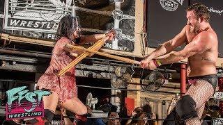 FULL MATCH Su Yung vs Effy for the FEST Wrestling Championship