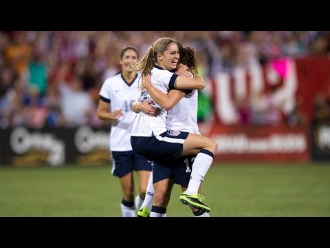 WNT vs. Mexico: Morgan Brian Goal - Sept. 3, 2013