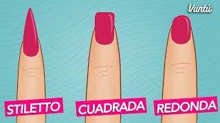 Mira lo que la forma de tus uñas revela de ti