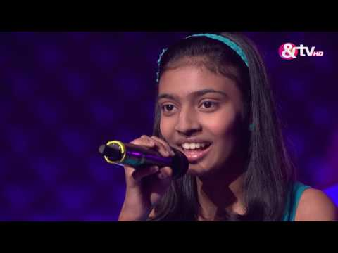 Shrishti Chakraborty - Blind Audition - Episode 3 - July 30, 2016 - The Voice India Kids