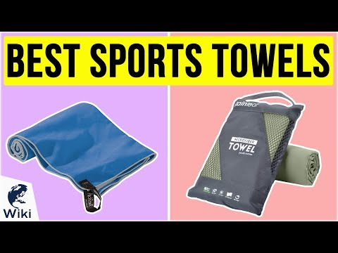 10 Best Sports Towels 2020