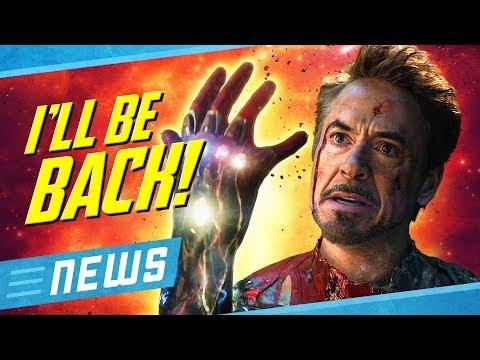 Iron Man kehrt zurück & Harley Quinn verändert DC - FLIPPS News