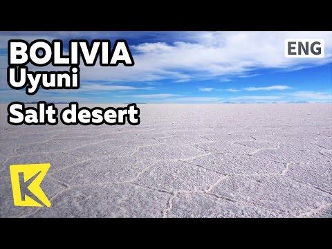 【K】Bolivia Travel-Uyuni[볼리비아 여행-우유니]세계최대 우유니 소금 사막/Salt desert/Salt/Sala de Uyuni