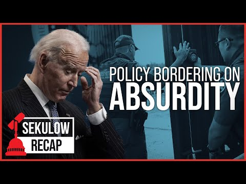 Biden's Disastrous Policy Borders on Absurdity