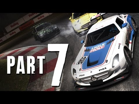 GRID Autosport Career Walkthrough Part 7 - ENDURANCE RACING (SO HARD)