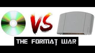 Retrospective debate:The Format War (Disc vs cartridge)