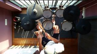 Repeat youtube video Aaron Seah - What I Like About You Live - 5 Seconds Of Summer (Drum Cover)