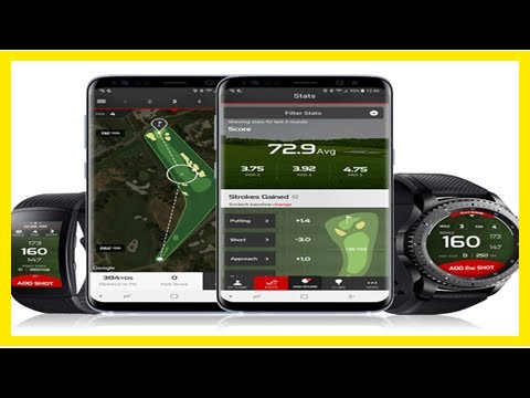 Breaking News | Myroundpro, taylormade's app for stat-tracking, part of new partnership with samsung