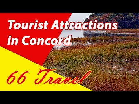 List 8 Tourist Attractions in Concord, New Hampshire | Travel to United States