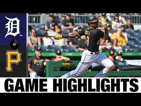 Tigers vs. Pirates Game Highlights (9/6/21) | MLB Highlights
