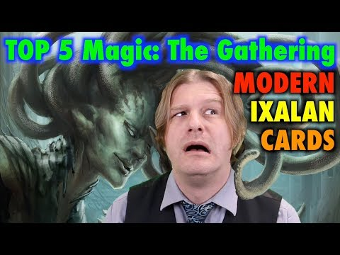 MTG - The Top 5 Best Modern Ixalan Cards for Magic: The Gathering