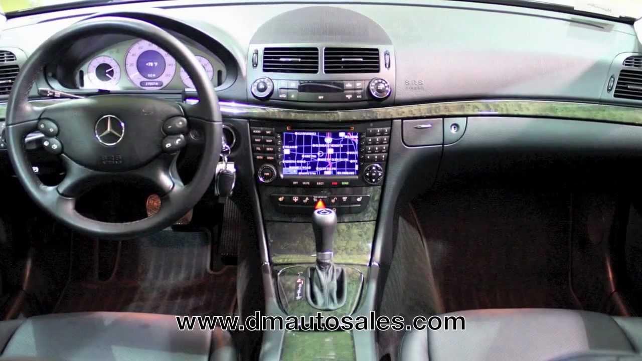 mercedes-benz e350 4matic sport--d&m motorsports e-class vehicle