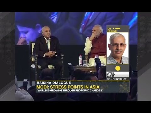 Raisina Dialogue, UP high stakes poll and more (Your World Tonight)