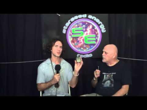 12.12.12 - Steve Rosley (Crystal Skull Sirius) interview