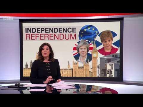 Reporting Scotland News 14/03/2017