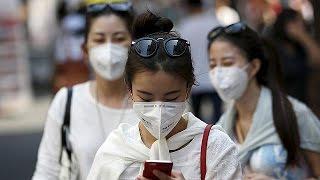 کره جنوبی در جنگ با کرونا ویروس