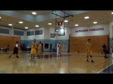 San Francisco Triple Double Sports - GPC vs. Team Royalty (8/9/15) FULL GAME