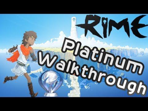 Rime Platinum Walkthrough - Trophy & Achievement Guide + All Collectibles