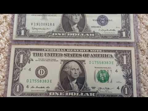 Silver certificate vs federal reserve note