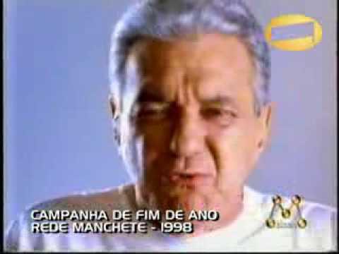 Campanha de fim de ano 1997 - REDE MANCHETE