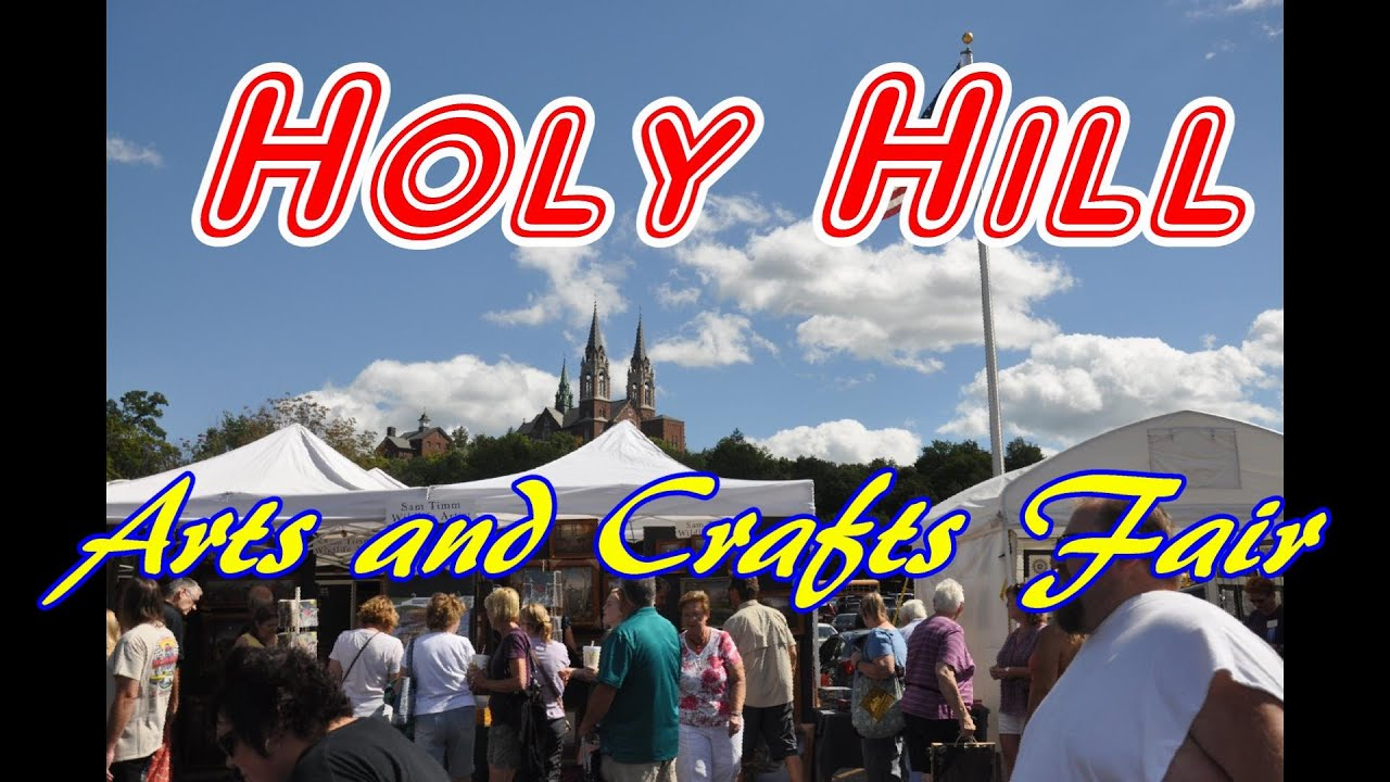 holy hill craft fair 2019