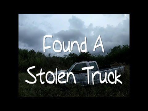 FOUND STOLEN TRUCK!!! corbett ride