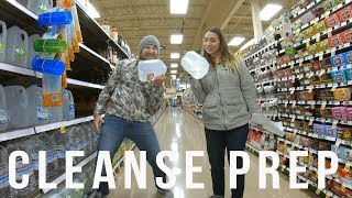 ULTIMATE RESET CLEANSE PREP | COUPLES VLOG