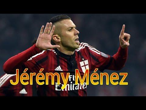 Jérémy Ménez Welcome to Bordeaux: All Goals in AC Milan