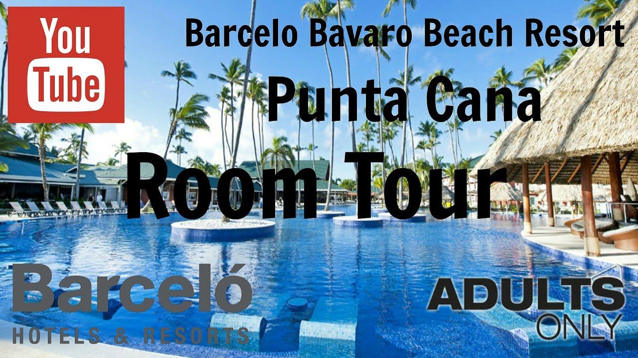 Barcelo Bavaro Beach Tour Of Room 1097 Feb 2017