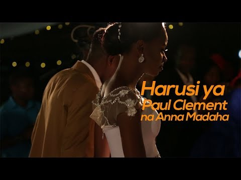 Speacial Song Paul Clement Na Mkewe Anna Wedding Mark, From Kenya.