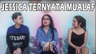 Download lagu JESSICA TERNYATA MUALAF DARI KECIL
