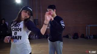Sean Lew and Kaycee Rice - Lost in Japan - Shawn Mendes Dance Mirrored