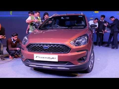 2018 Ford Freestyle Walkaround in Hindi | MotorOctane | Figo Cross