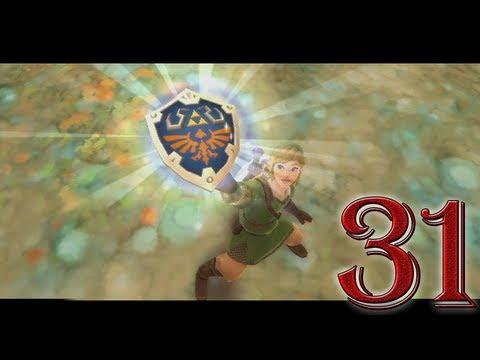 Zelda Skyward Sword | Parte 31: Como CONSEGUIR el ESCUDO HYLIANO [FULL HD]