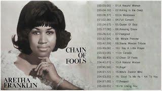 Aretha Franklin - Greatest Hits (Official Full Album) | Aretha Franklin Best Songs Playlist