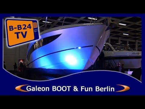 **BOOT&Fun Berlin 2016** Segel Auto Und Boot Mit GALEON By BEST-Boats24