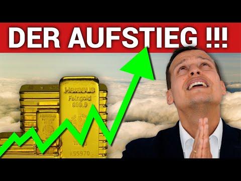 +++WOCHENRÜCKBLICK+++ Die goldene Woche! (Gold und Silber 2020)