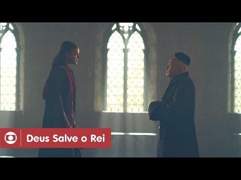 Deus Salve O Rei: capítulo 113 da novela, segunda, 21 de maio, na Globo