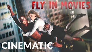 Epic Cinematic | How People Fly In Movies (60 Movies Compilation) - Epic Music VN
