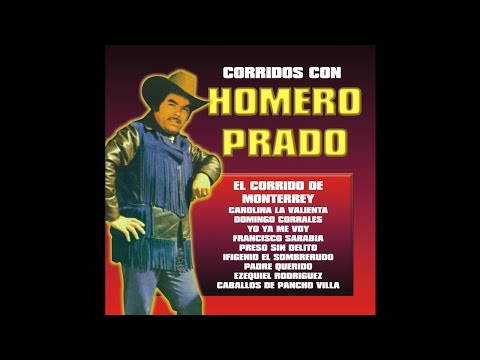 Homero Prado - Preso Sin Delito