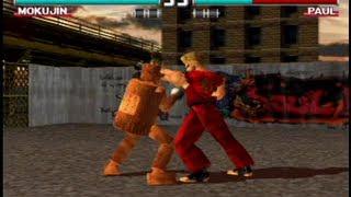 Tekken 3 (Arcade Version) - Mokujin