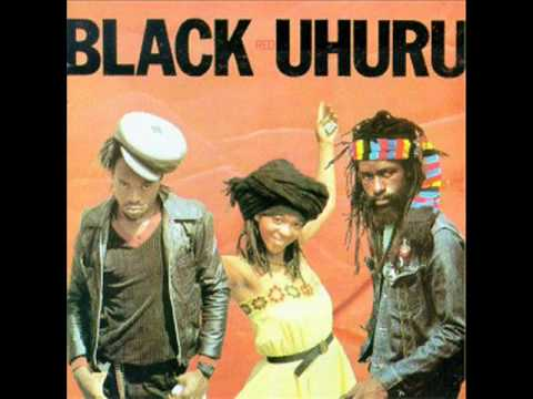 Black Uhuru - Sorry For The Man