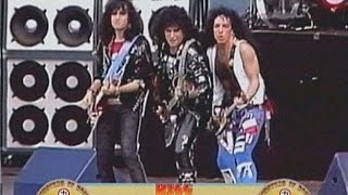 KISS - Live in Schweinfurt 1988/08/27 [Monsters of Rock '88]