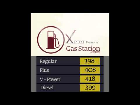 Mr. Gold'N - Island Girls (Gas Station Riddim) [Xpert Productions]