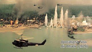 Apocalypse Now Air Attack 1979 Vietnam War